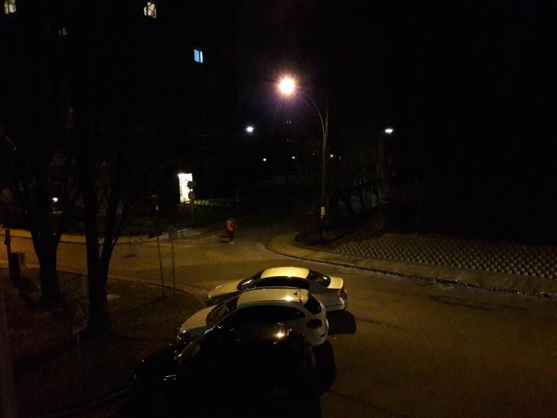 Samsung Galaxy A5 Kamera Nacht