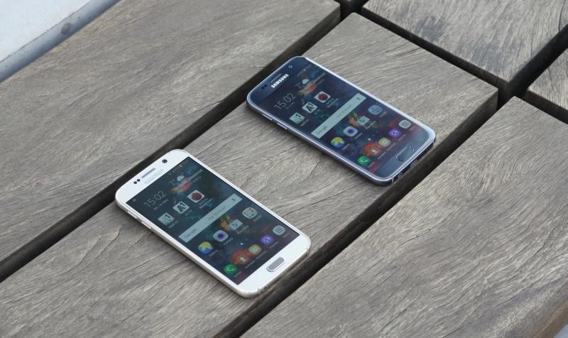 Samsung Galaxy S6 vs. S7 Aussehen Vergleich