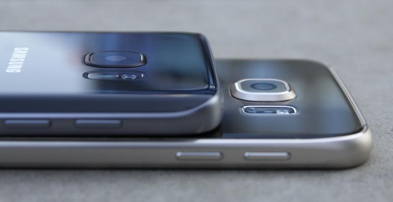 Samsung Galaxy S6 vs. S7 Kamera