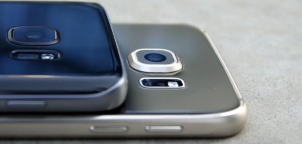 Kamera Vergleich S6 und S7 Test