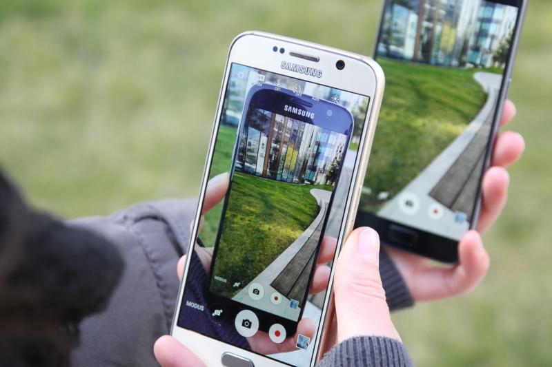 Vergleich Galaxy S6 vs. S7 Foto Kamera Test Vergleich