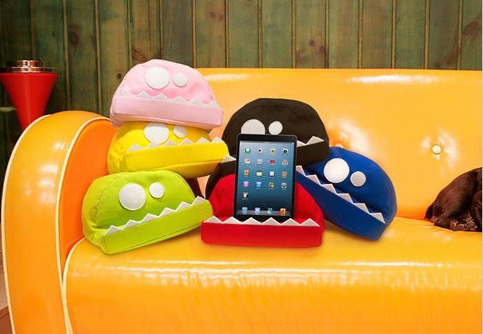 Fläzbags Tablet-Kissen als Geschenk