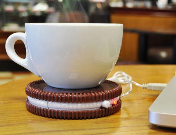 Oreo USB Tassenwärmer für deinen Laptop