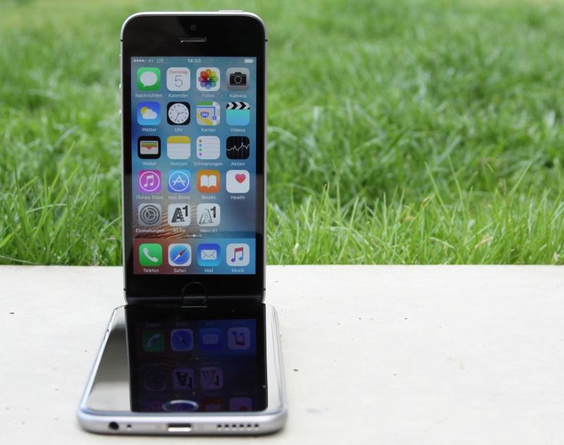 iPhone SE Test Fazit