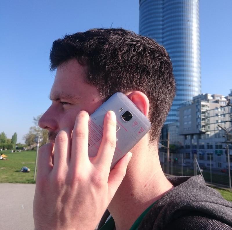 Huawei GX8 Leistung