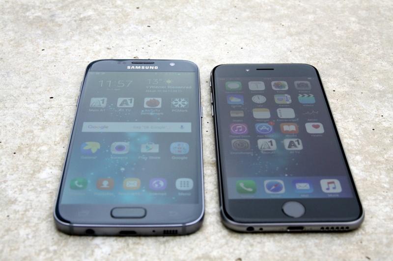 Galaxy S7 vs. iPhone 6s Ausstattung Vergleich Fazit