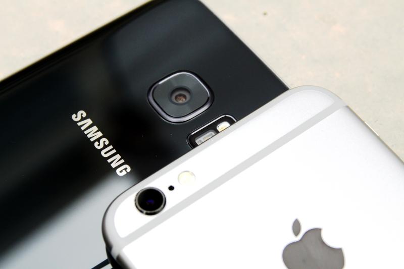 Galaxy S7 vs. iPhone 6s Vergleich Kamera Fazit