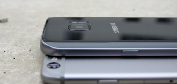 Vergleich Kamera Galaxy S7 vs. iPhone 6s