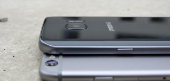 Vergleich Kamera Galaxy S7 vs. iPhone 6s