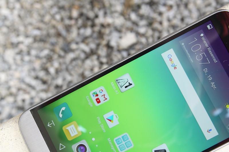 LG G5 Display Bildschirm