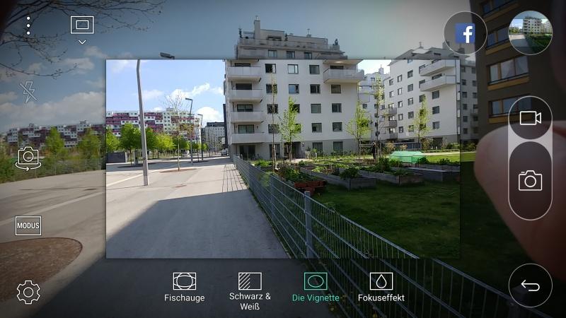 LG G5 Kamera App