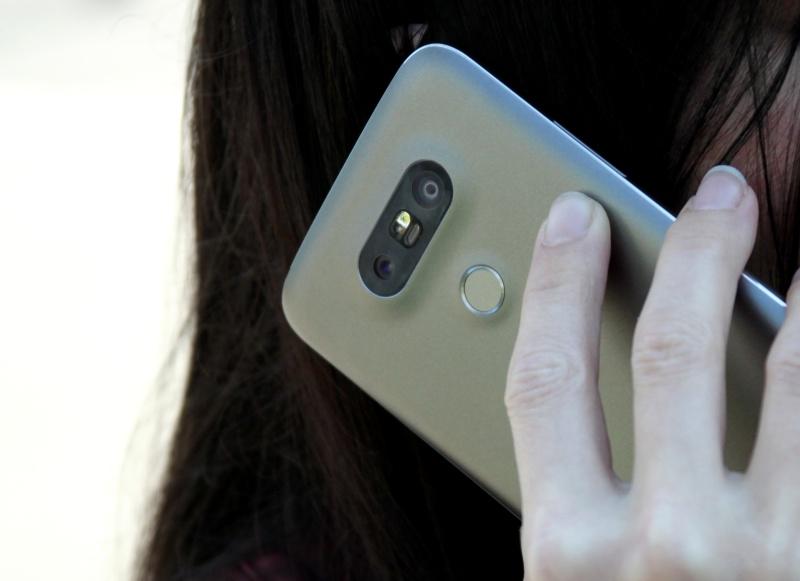 LG G5 Kamera Rückseite