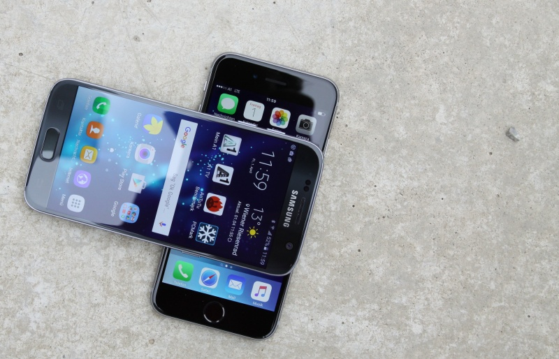 Galaxy S7 vs. iPhone 6s Fazit