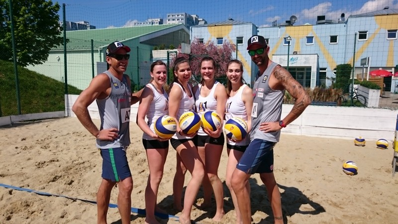 A1 One! Home - Beachvolleyball mit Doppler/Horst