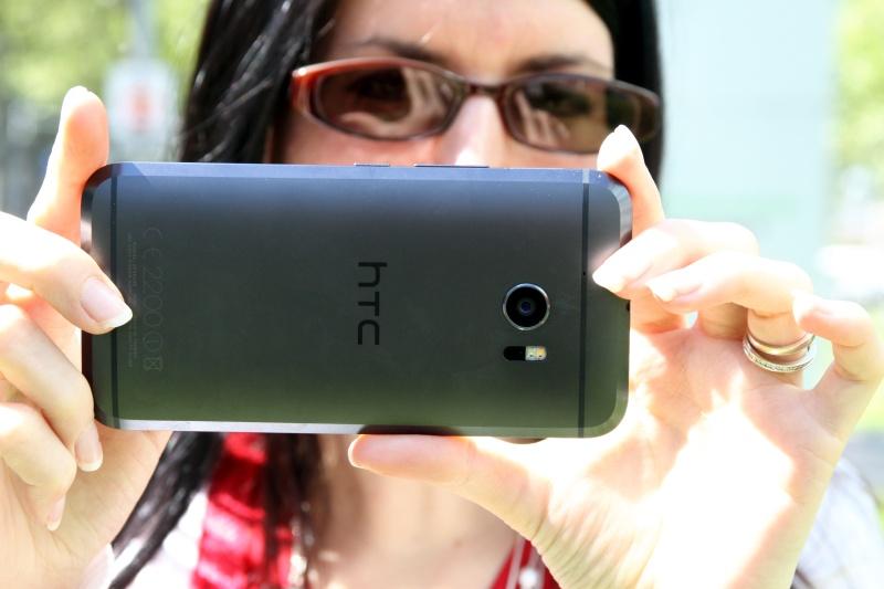 HTC 10 Kamera
