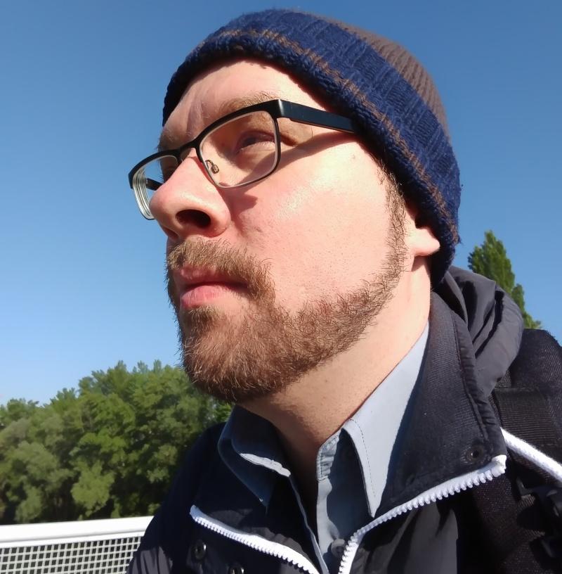 HTC 10 Selfie Test