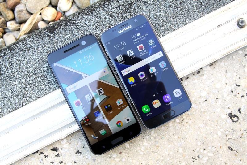 HTC 10 Vergleich S7