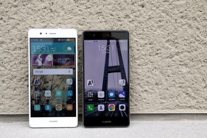 Huawei P9 lite Test Vergleich P9