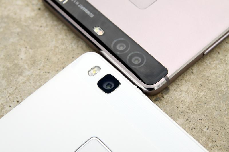 Huawei P9 lite Kamera