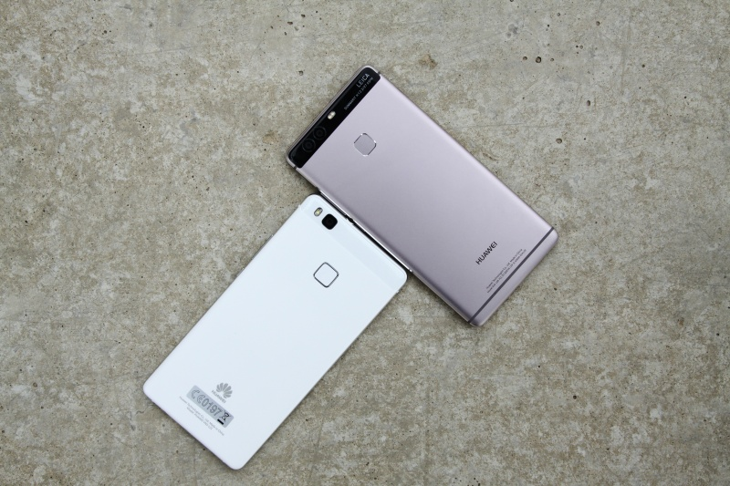 Huawei P9 lite Rückseite Kamera