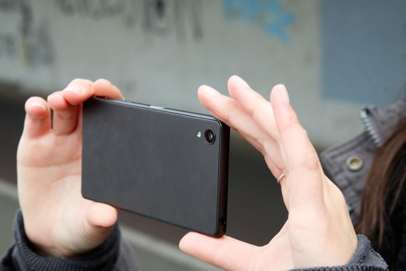 Sony Xperia X kamera