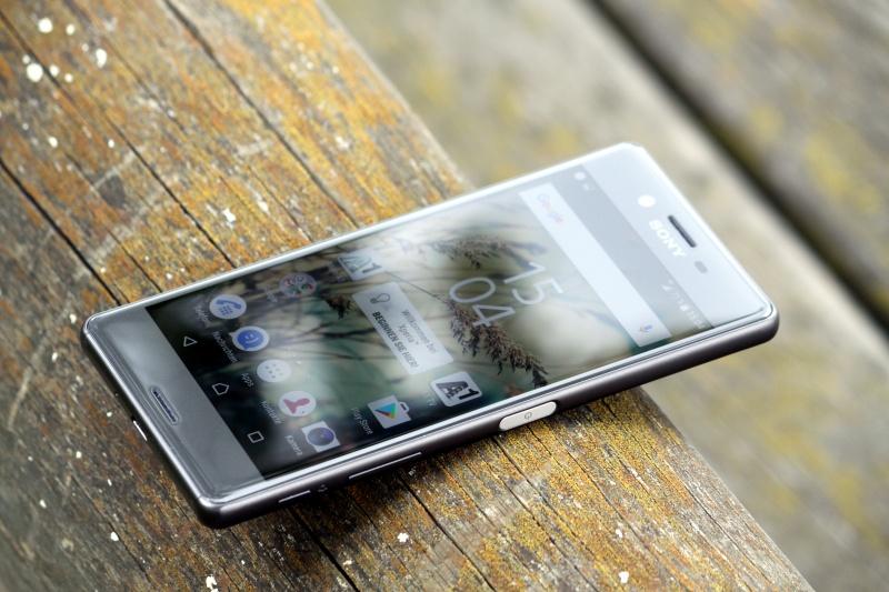 Sony Xperia X Tasten Fingerabdrucksensor