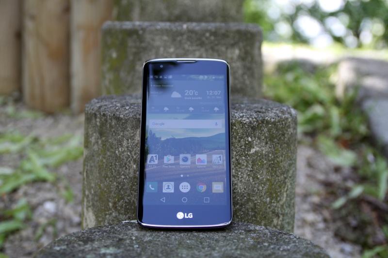 LG K8 Test Bericht Review