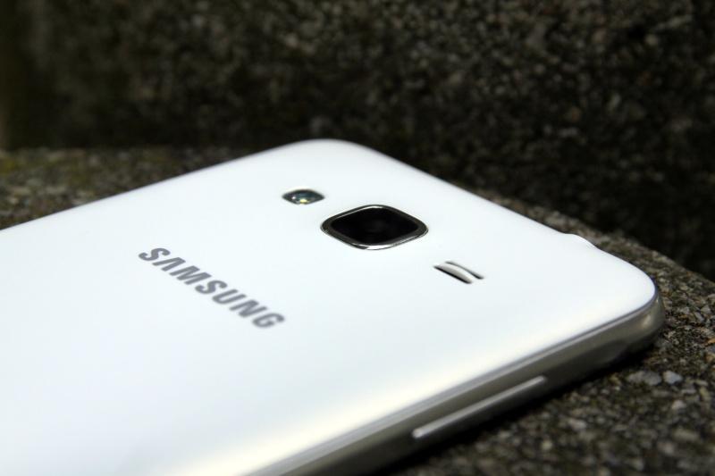 Samsung Galaxy J3 Kamera