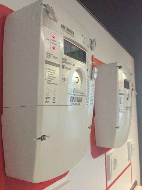 Smart Metering Anlage Telekom Austria Group M2M