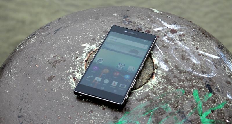 Xperia Z5 4K Display