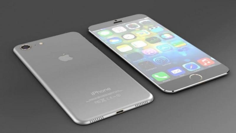 iPhone 7 Aussehen
