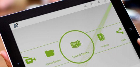 A1 Bizz App Kundengespräche effizient führen