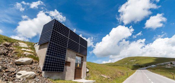 A1 Photovoltaik Anlage Nockalm