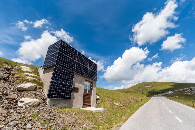 A1 Photovoltaikanlage Nockalm