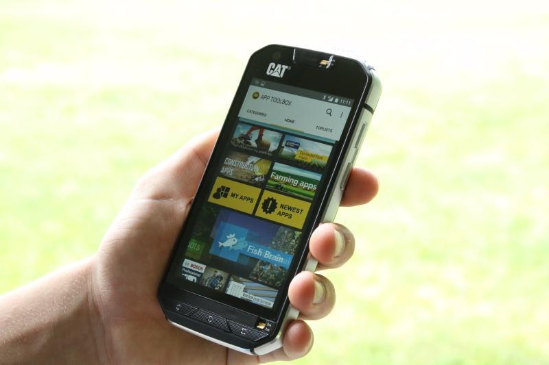 CAT S60 App Store