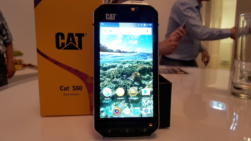 CAT S60 Preview Fazit