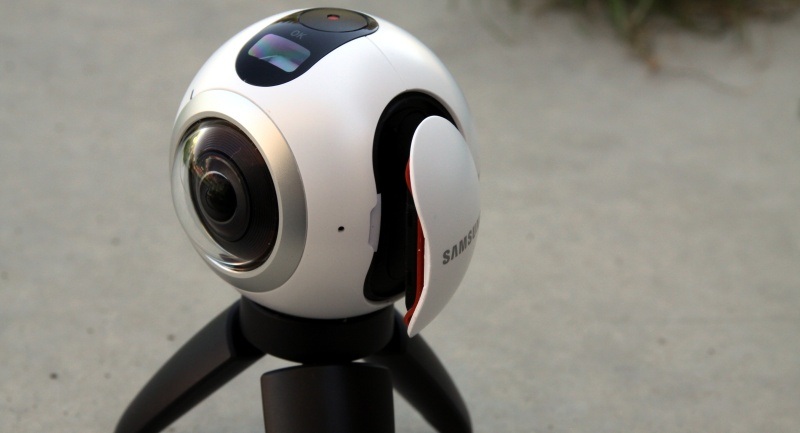 Samsung Gear 360 Blende