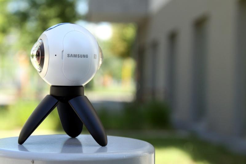 Samsung Gear 360 Fazit