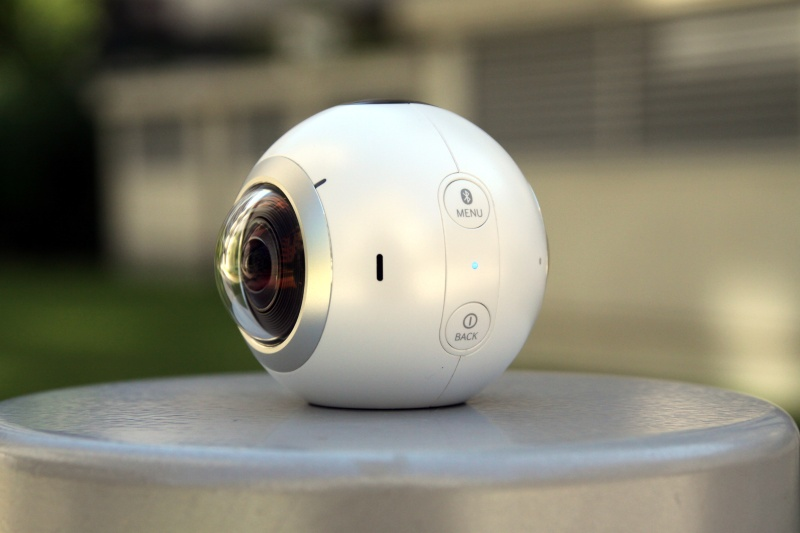 Samsung Gear 360 Kamera Test