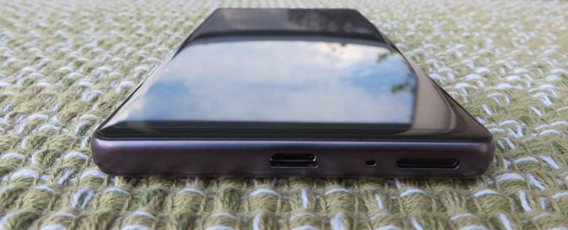 Sony Xperia XA Anschlüsse
