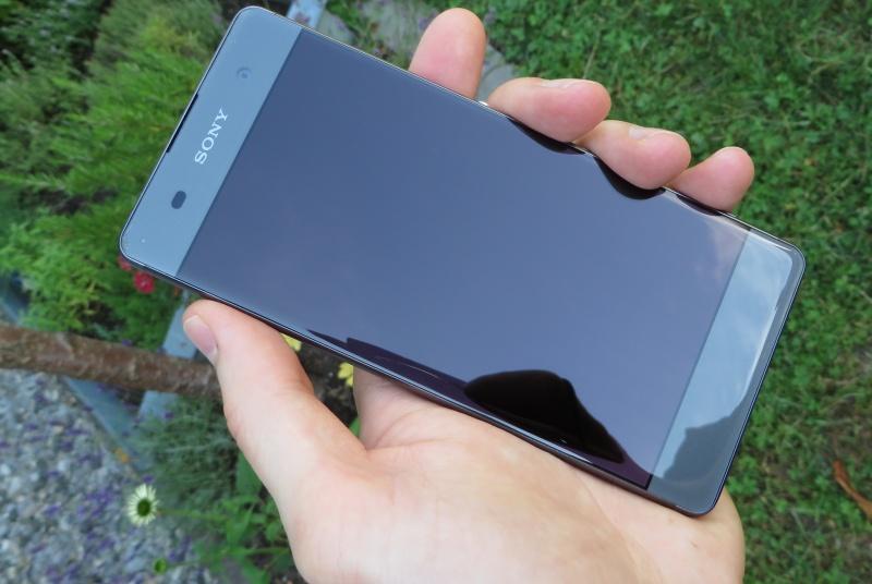 Sony Xperia XA Haptik