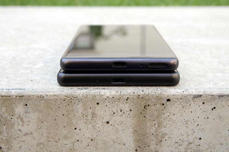 Vergleich Sony X und XA Details Sound