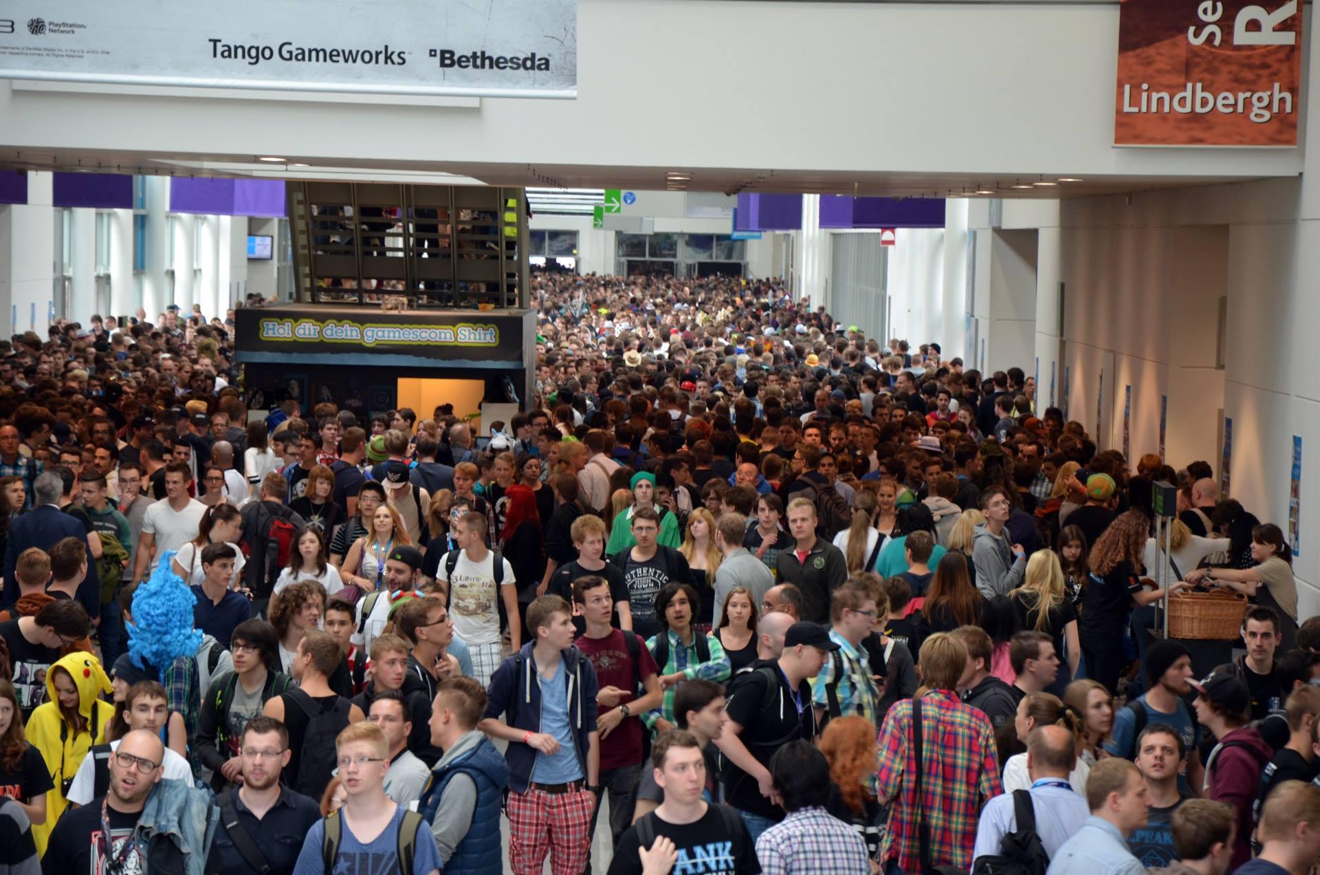 Gamescom 2016 - eine Vorschau