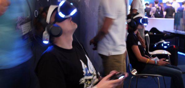 VR Highlights auf der Gamescom 2016 - ein Ausblick