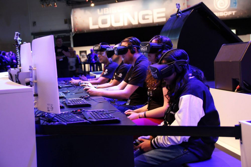 VR Highlights auf der Gamescom 2016