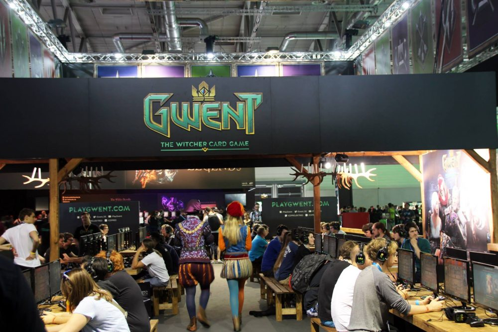 Meine 5 Gamescom Highlights - Gwent