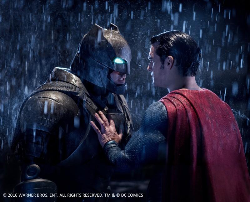 Batman v Superman in der A1 Videothek