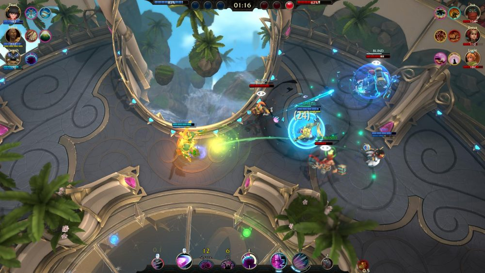 VR Highlights auf der Gamescom 2016 - Battlerite