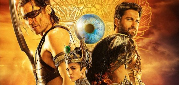 Gods of Egypt - A1 Videothek