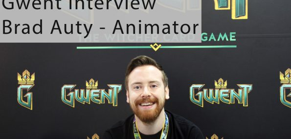 Gwent Interview - Brad Auty über Closed Beta uvm.